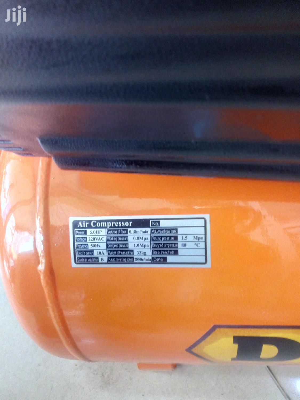 Dera Electric Air Compressor 50L | Vehicle Parts & Accessories for sale in Nairobi Central, Nairobi, Kenya