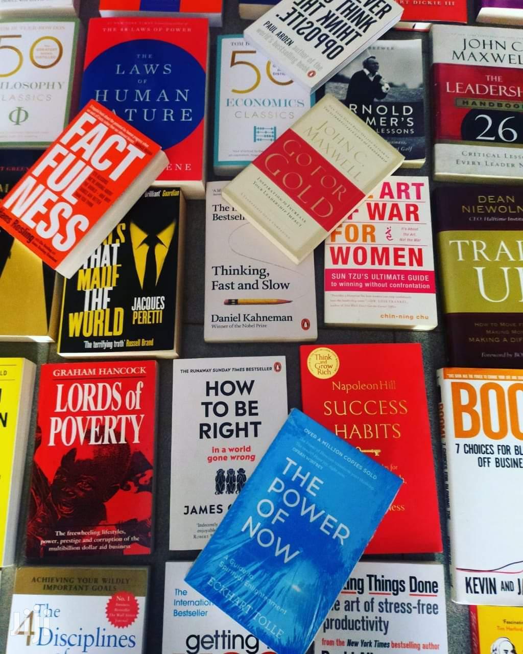 Motivational Books - Read Daily. | Books & Games for sale in Nairobi Central, Nairobi, Kenya