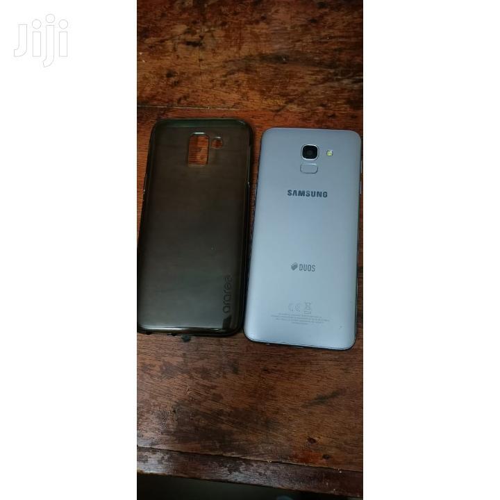 Archive: Samsung Galaxy J6 32 GB Gray