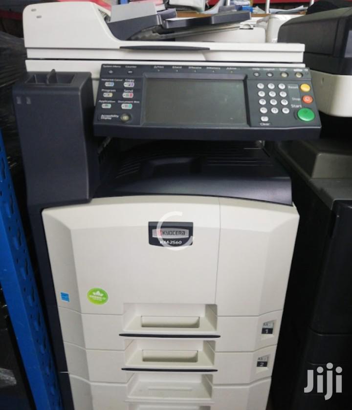 Kyocera Km 2560 Photocopier Machine