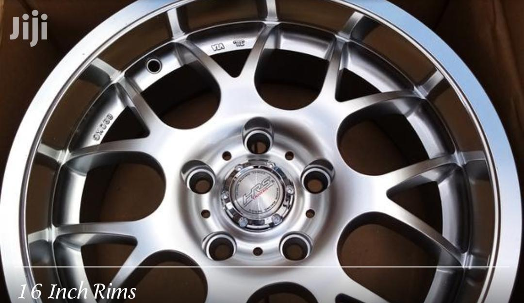 """Archive: Rims Size 16""""Inch for Nissan Dualis,Extrail and Juke."""