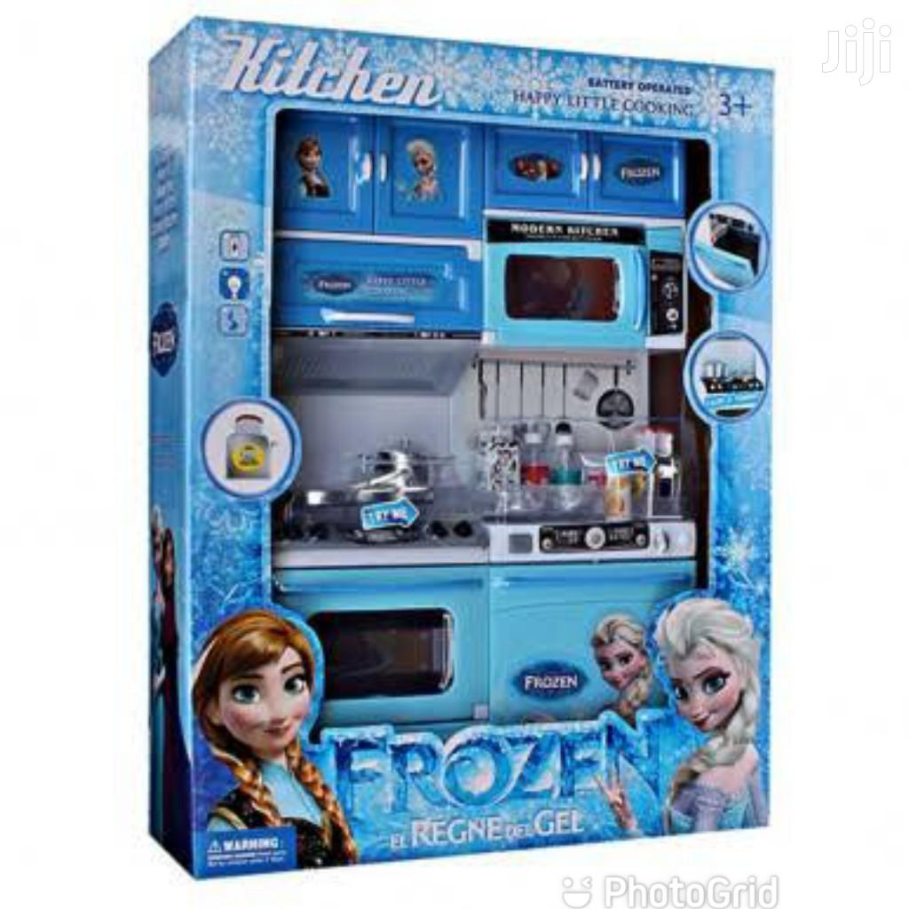 Frozen Pretend Kitchen Toy