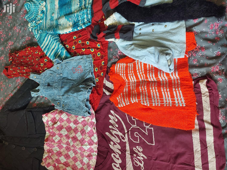 Archive: Bundle of Kids/Ladies Mixedclothing