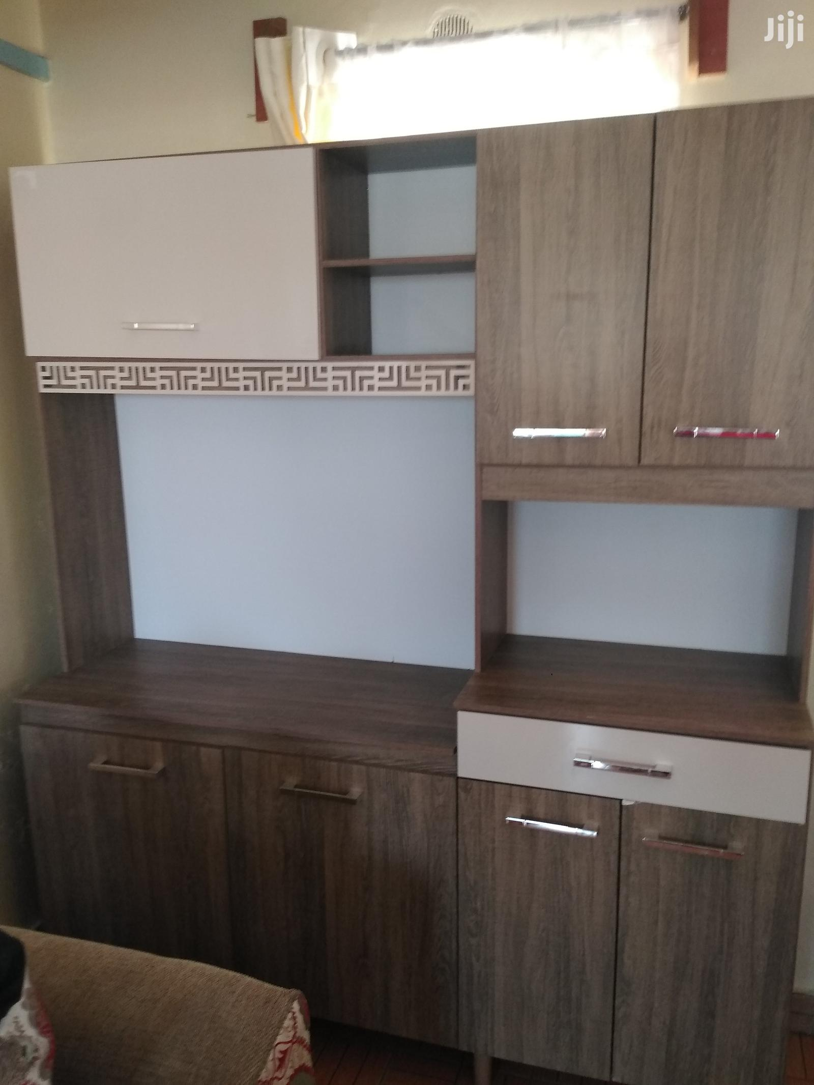Wall Unit With Cabinets