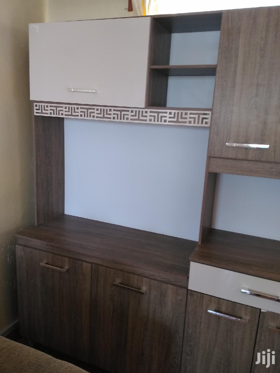 Archive: Wall Unit With Cabinets