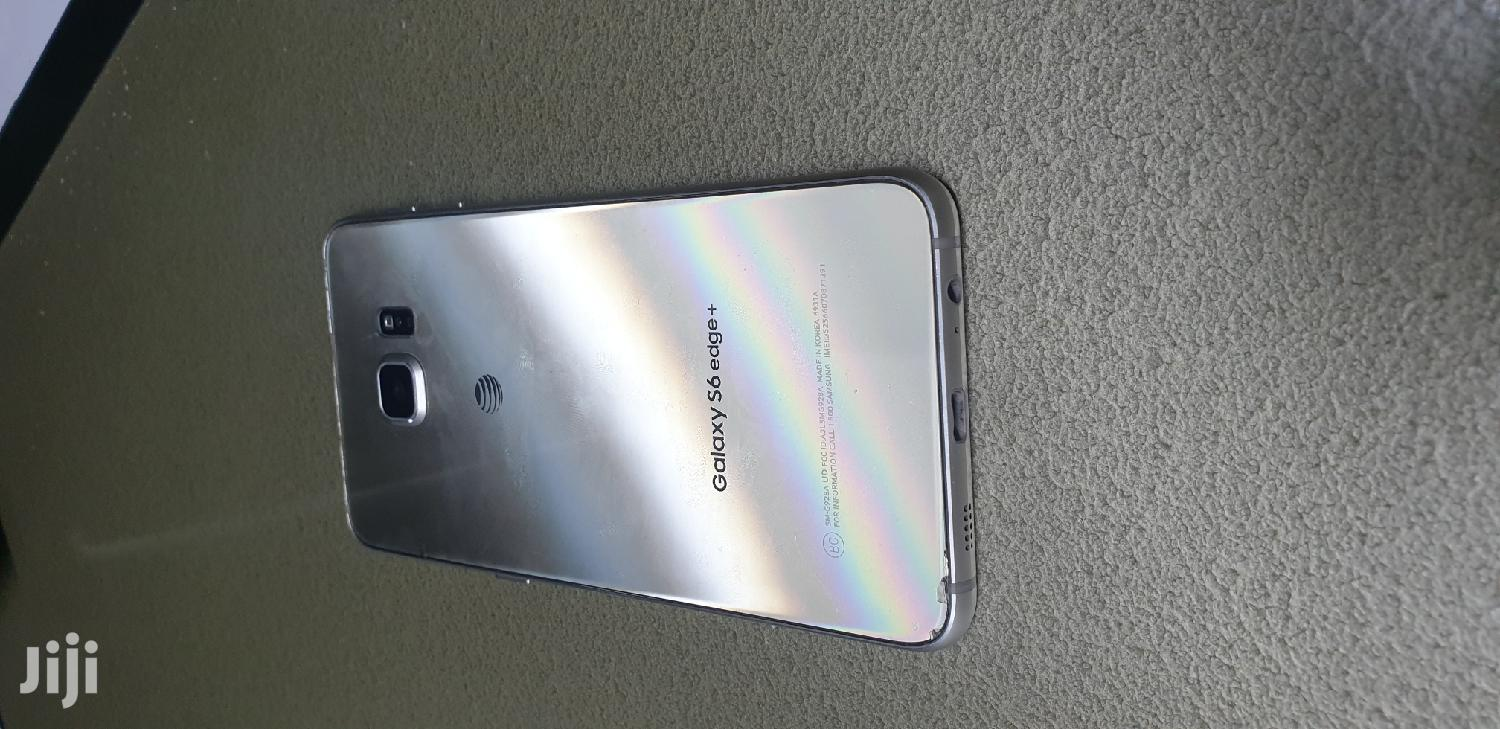 Archive: Samsung Galaxy S6 Edge Plus 64 GB Silver