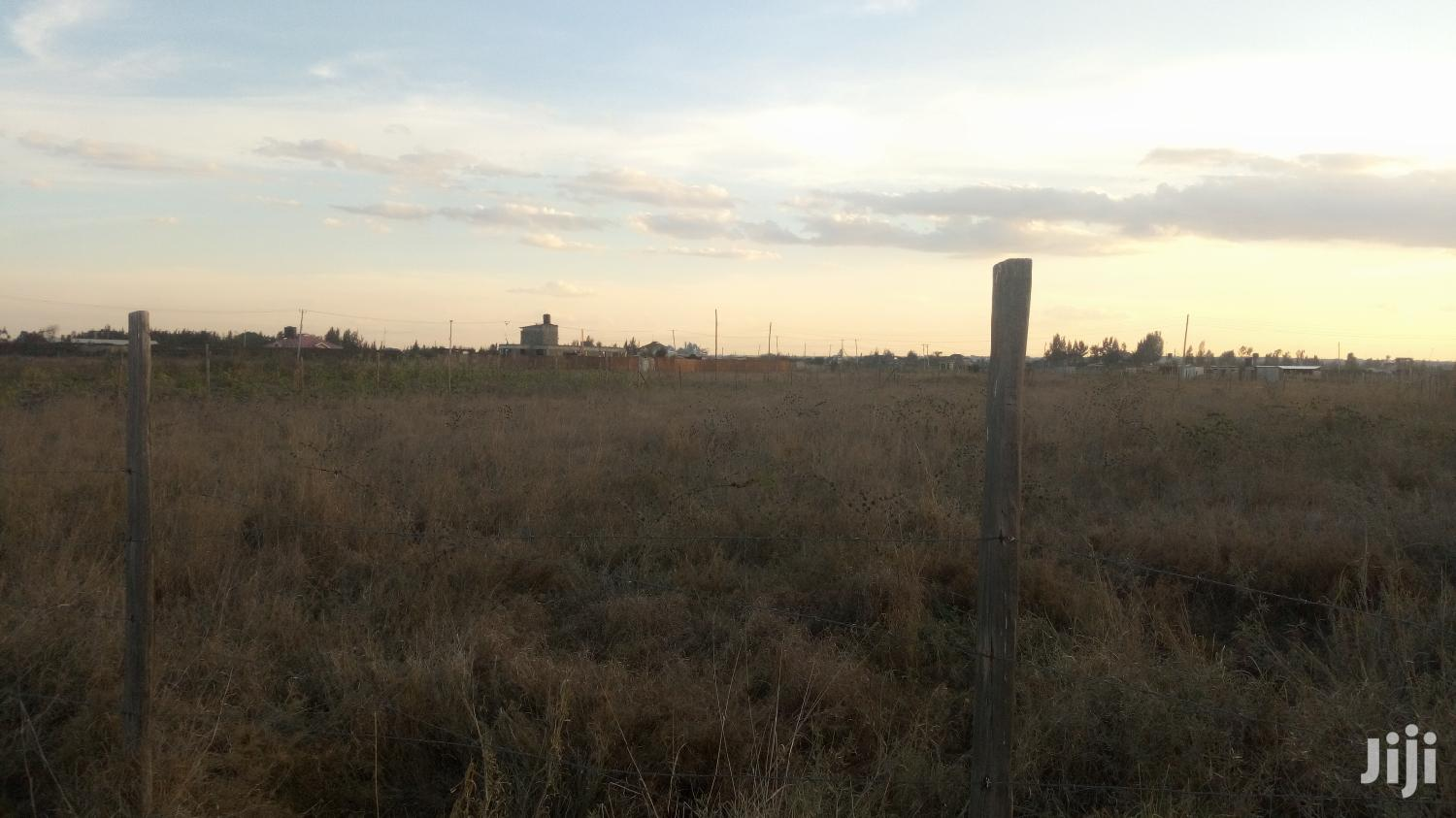 A 1/2 Acre Plot in Ruai With a Clean Title