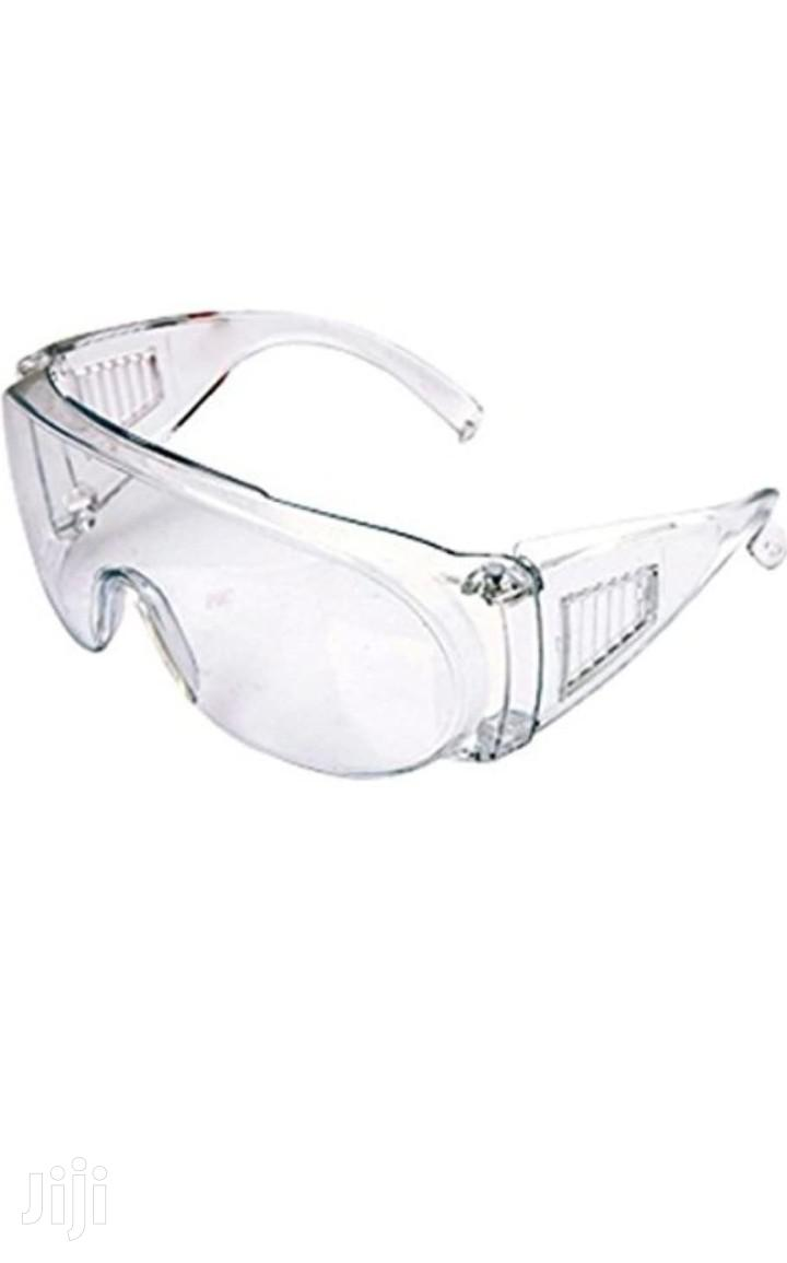 Clear Lens Safety Goggles (Pack Of 1)