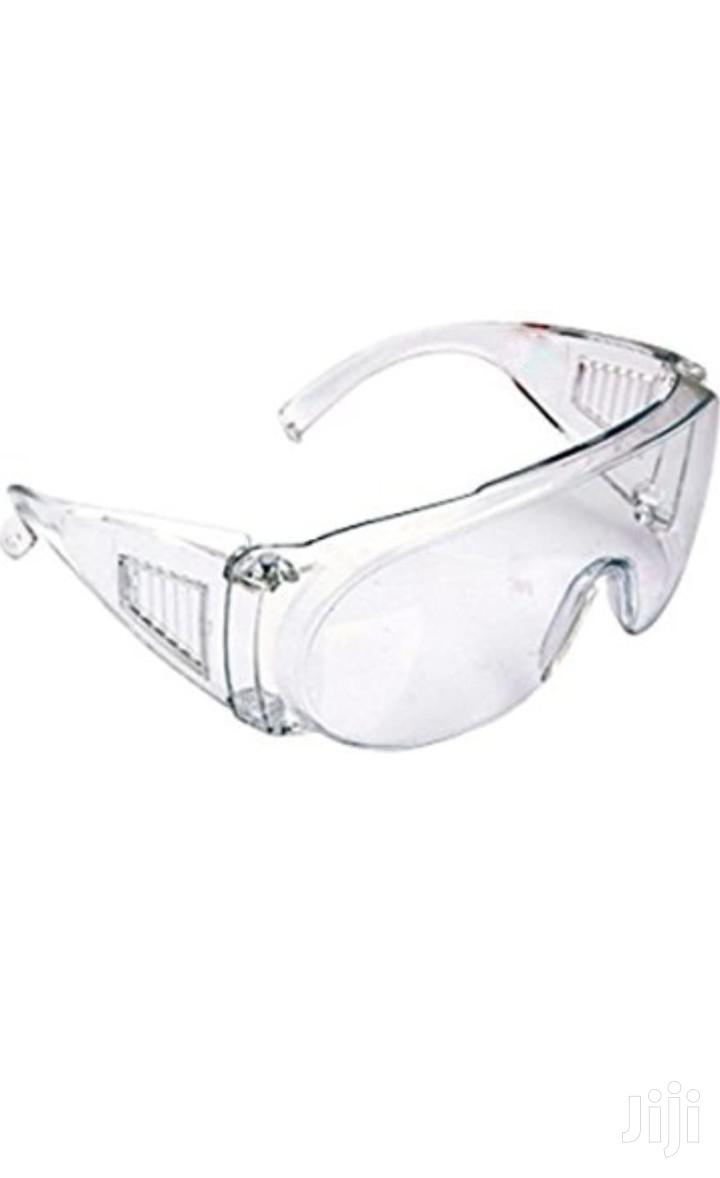 Clear Lens Safety Goggles (Pack Of 1) | Safety Equipment for sale in Nairobi Central, Nairobi, Kenya