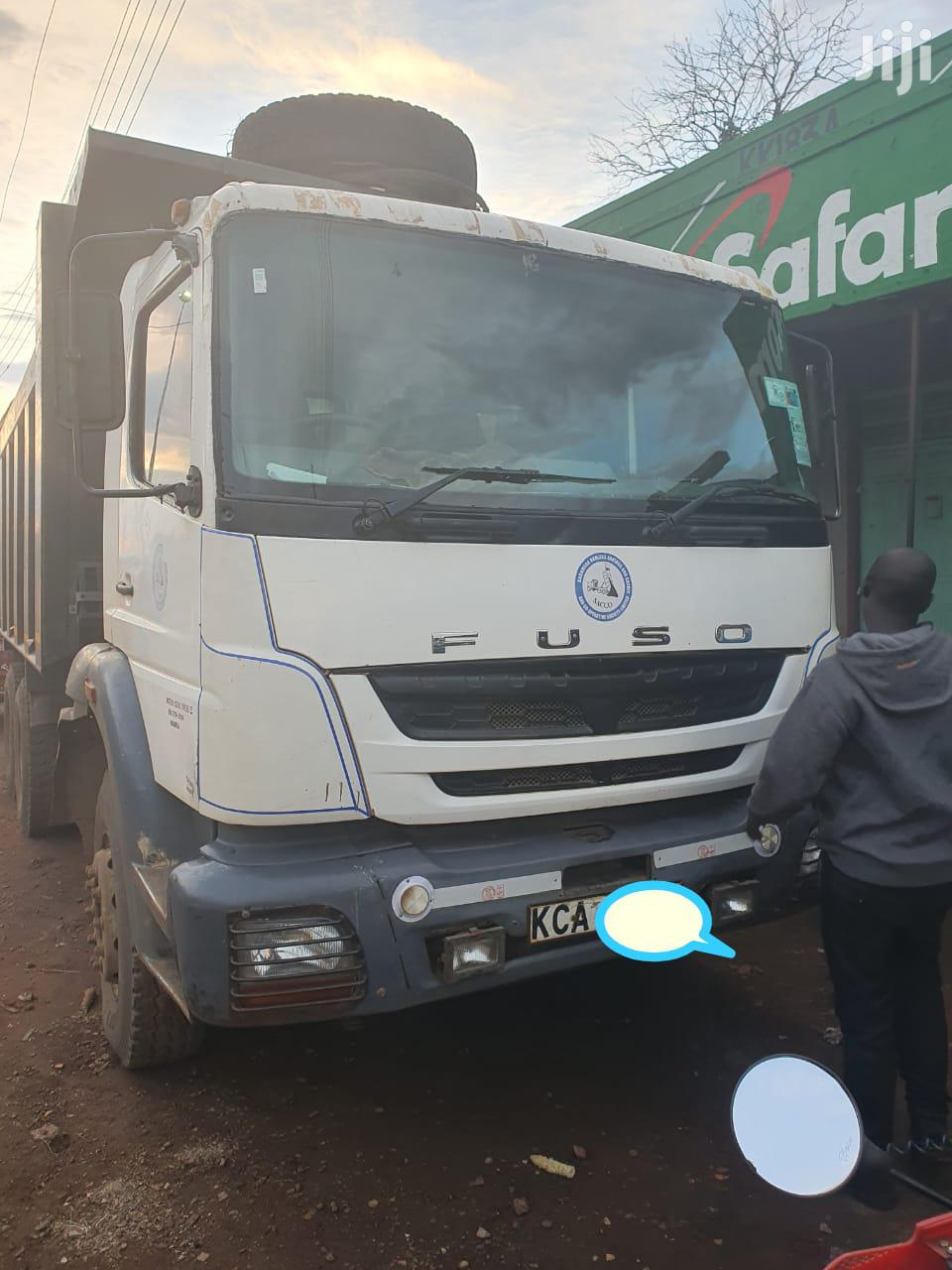 Archive: FUSO Tipper for Sale in Good Condition