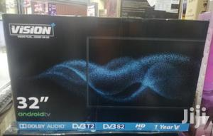 32 Inches Smart Android Flameless Vision Tv | TV & DVD Equipment for sale in Nairobi, Nairobi Central