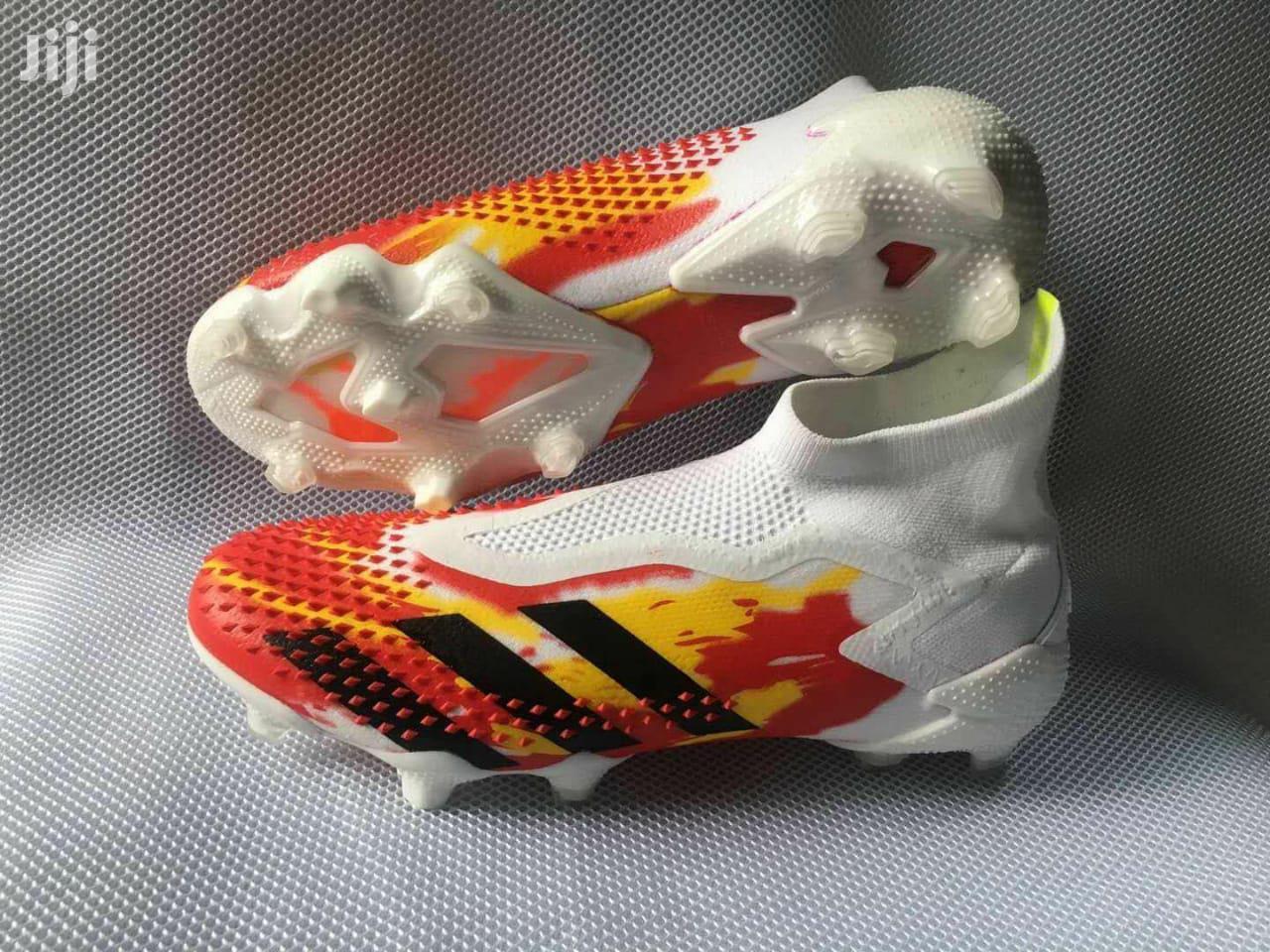 High Super Soccer Boots
