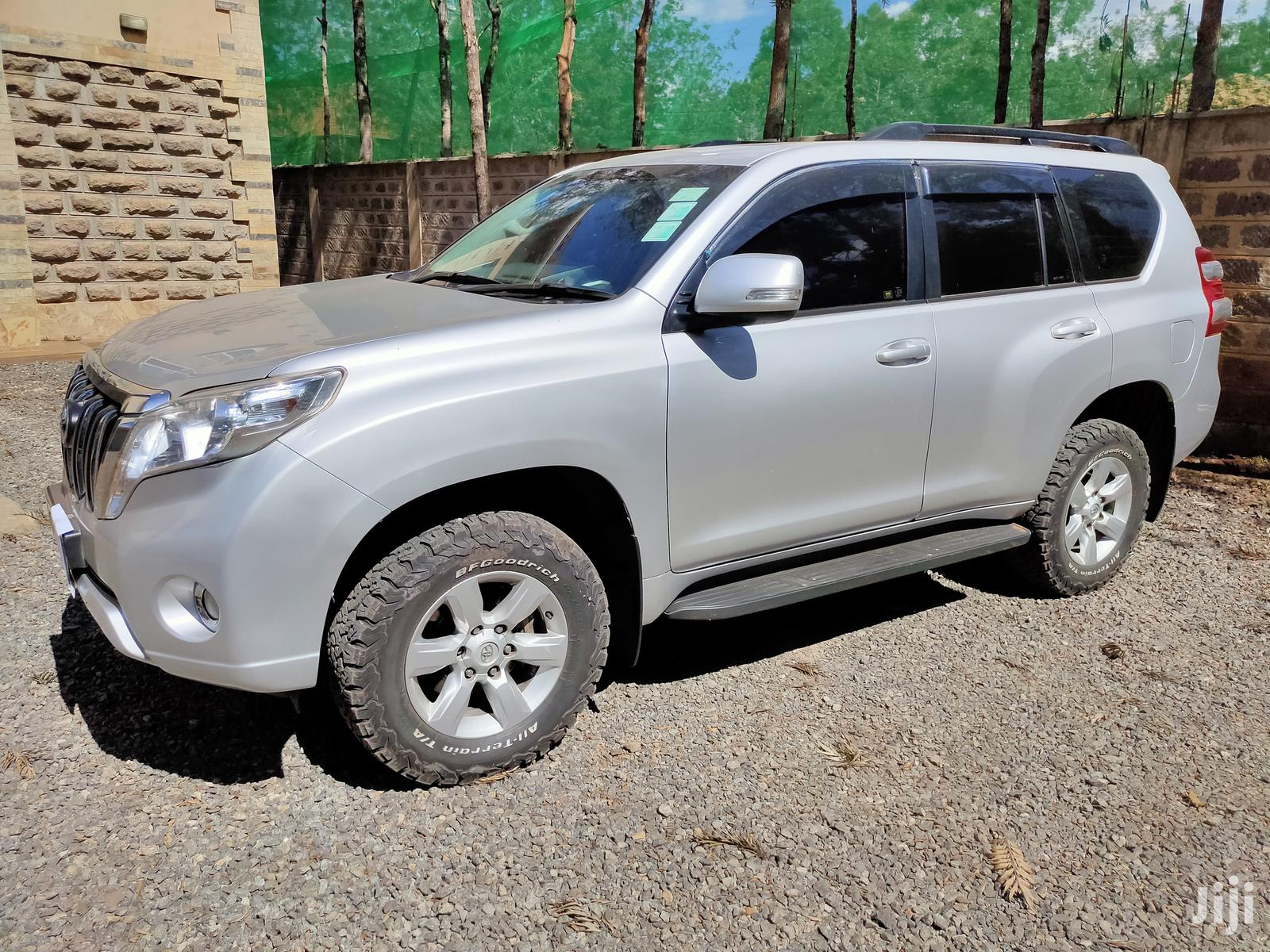 Toyota Land Cruiser Prado 2015 Silver | Cars for sale in Nairobi Central, Nairobi, Kenya