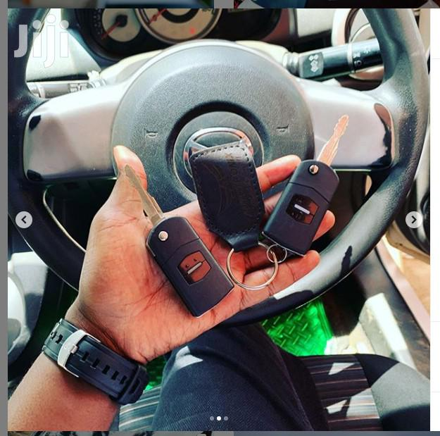 Mazda Demio Spare Keys Done | Vehicle Parts & Accessories for sale in Parklands/Highridge, Nairobi, Kenya