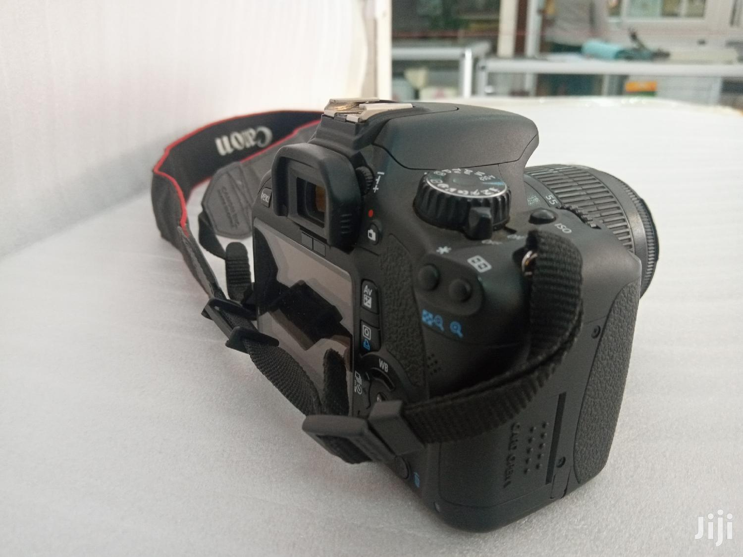 Canon 550d With 18-55mm   Photo & Video Cameras for sale in Nairobi Central, Nairobi, Kenya