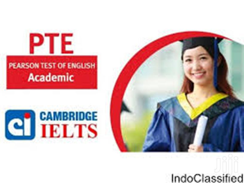 IELTS And PTE Lessons And Exam Registration