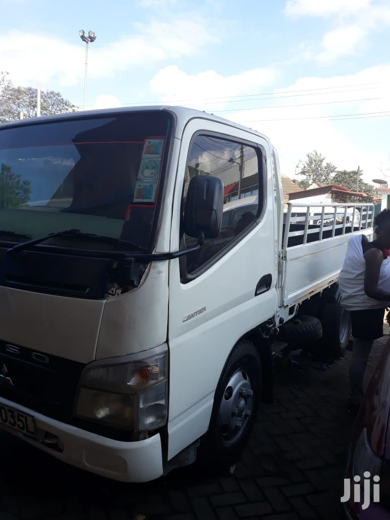 Mitsubishi Canter 2007 White | Trucks & Trailers for sale in Nairobi Central, Nairobi, Kenya