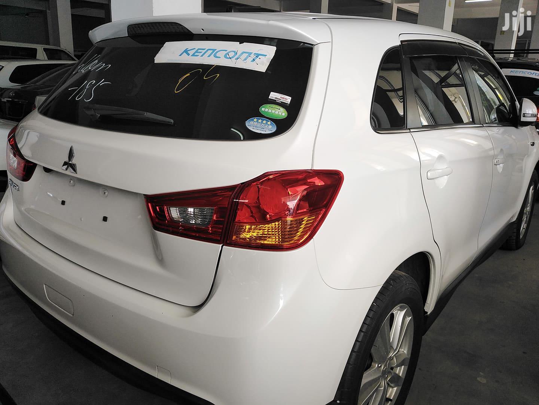 Mitsubishi RVR 2012 2.0 White | Cars for sale in Mvita, Mombasa, Kenya