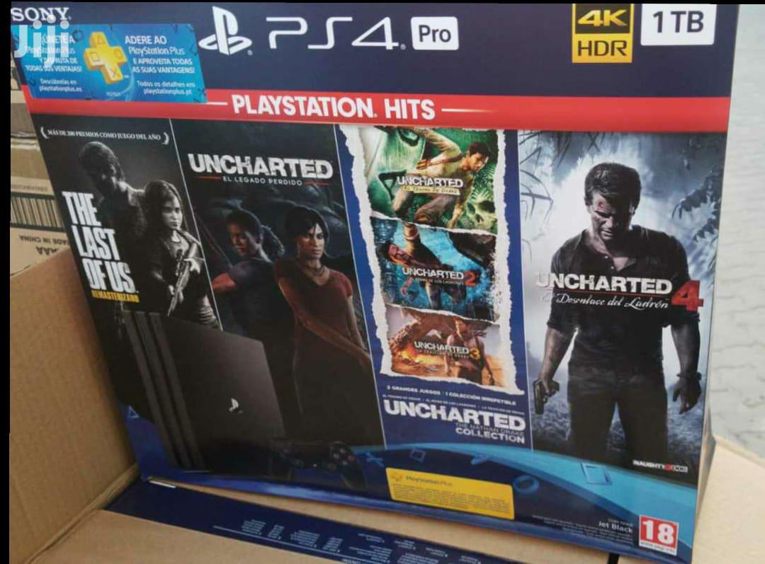 Sony Playstation 4 Slim Gaming Console 500GB(Black PS4 Slim) | Video Games for sale in Nairobi Central, Nairobi, Kenya