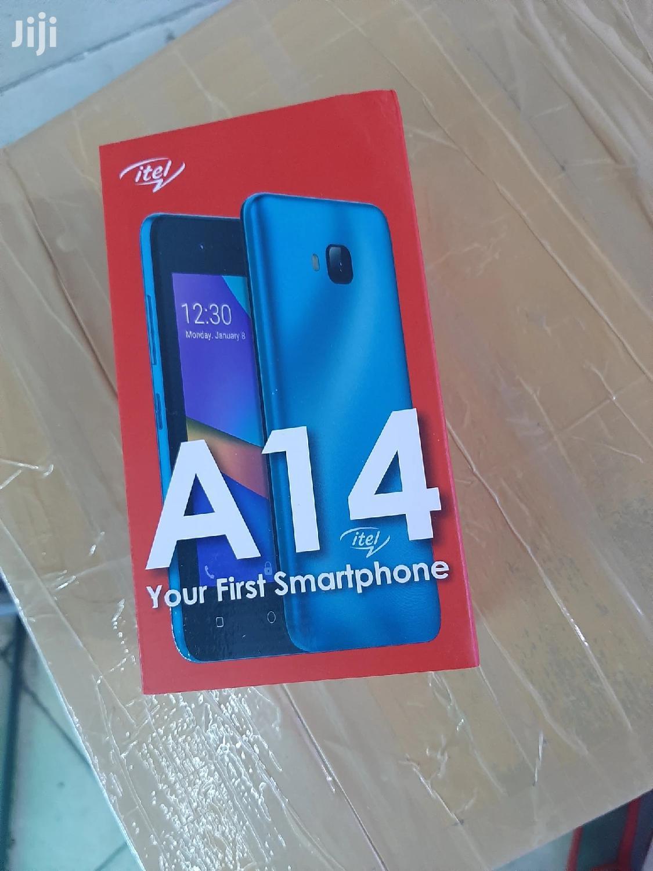 New Itel A14 8 GB Gray | Mobile Phones for sale in Nairobi Central, Nairobi, Kenya