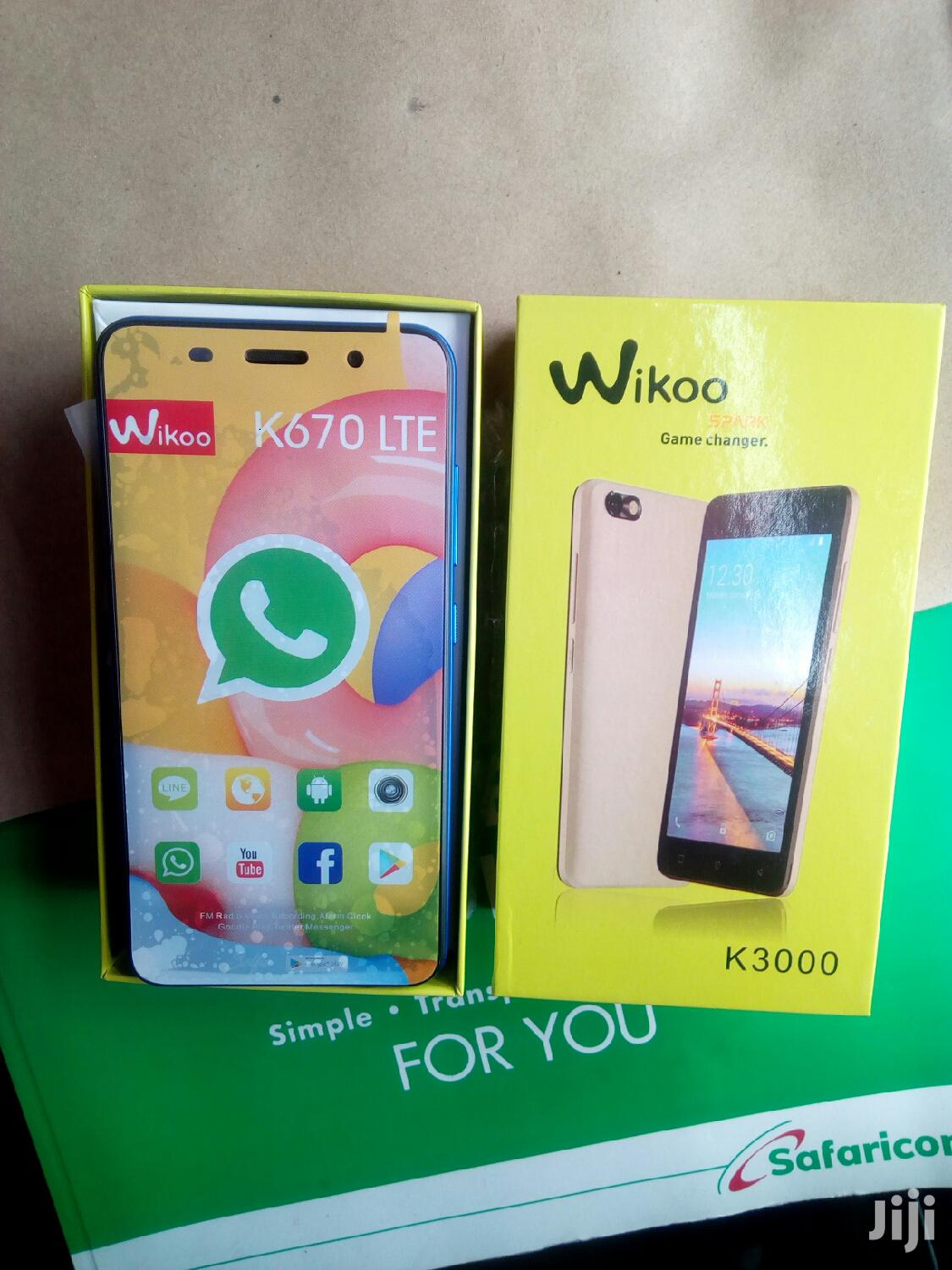 New Wiko View 16 GB Blue