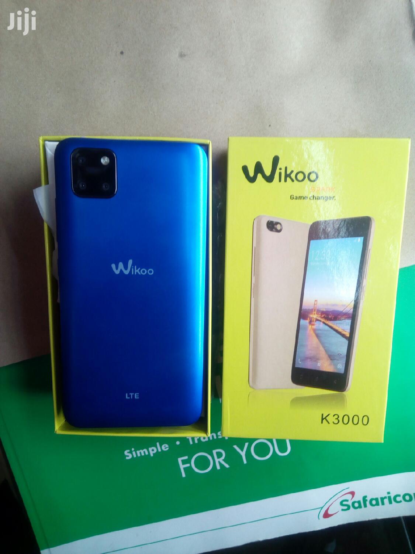 New Wiko View 16 GB Blue | Mobile Phones for sale in Nairobi Central, Nairobi, Kenya