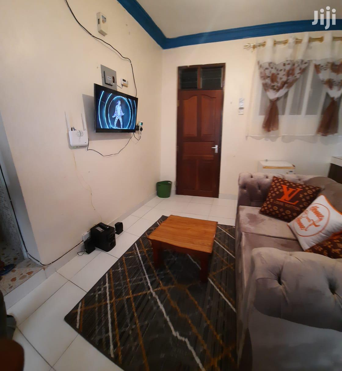 Furnished Studio To Let,Bamburi | Short Let for sale in Kisauni, Mombasa, Kenya