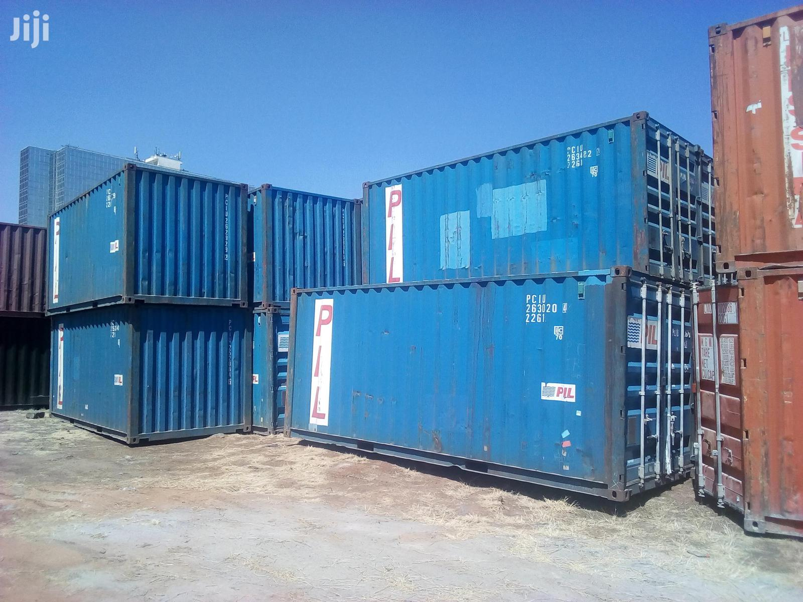 Archive: Shipping Container