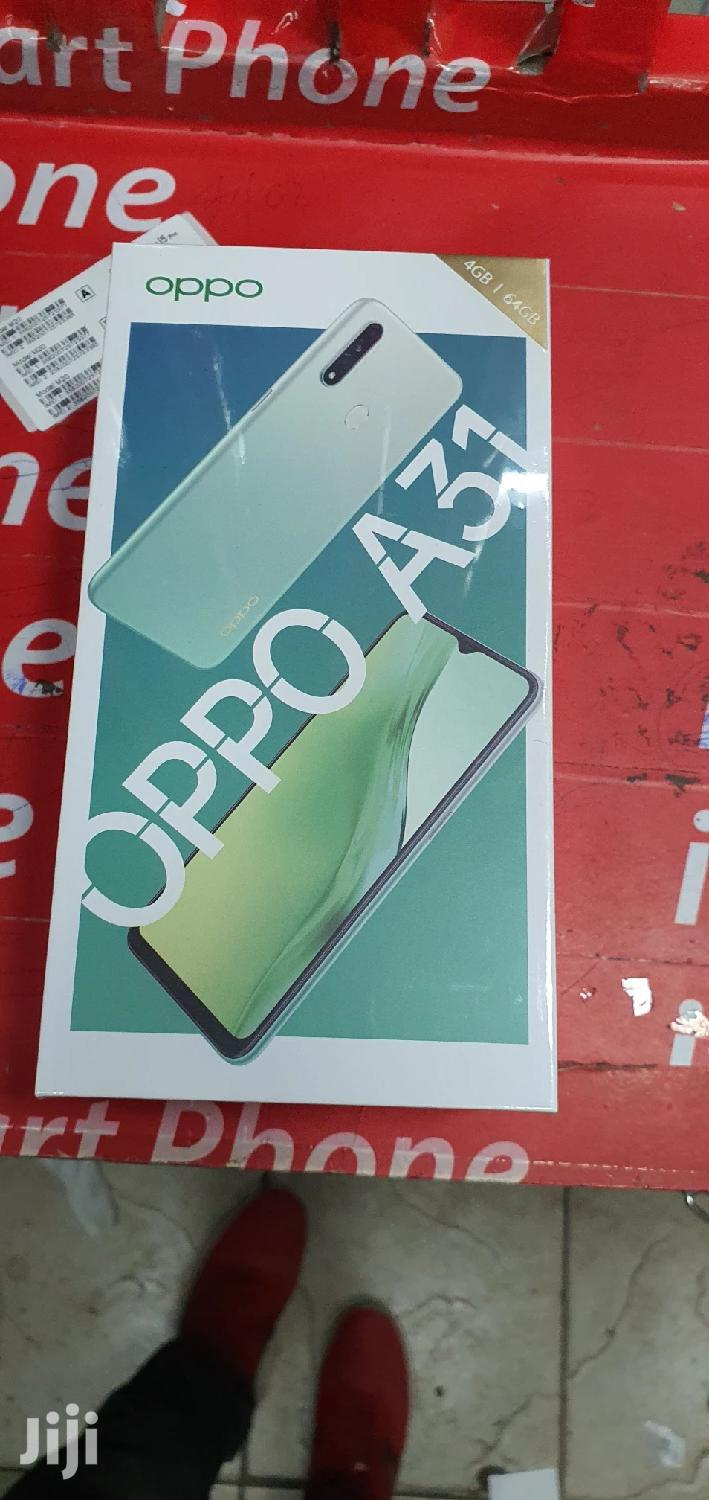 New Oppo A31 64 GB Green