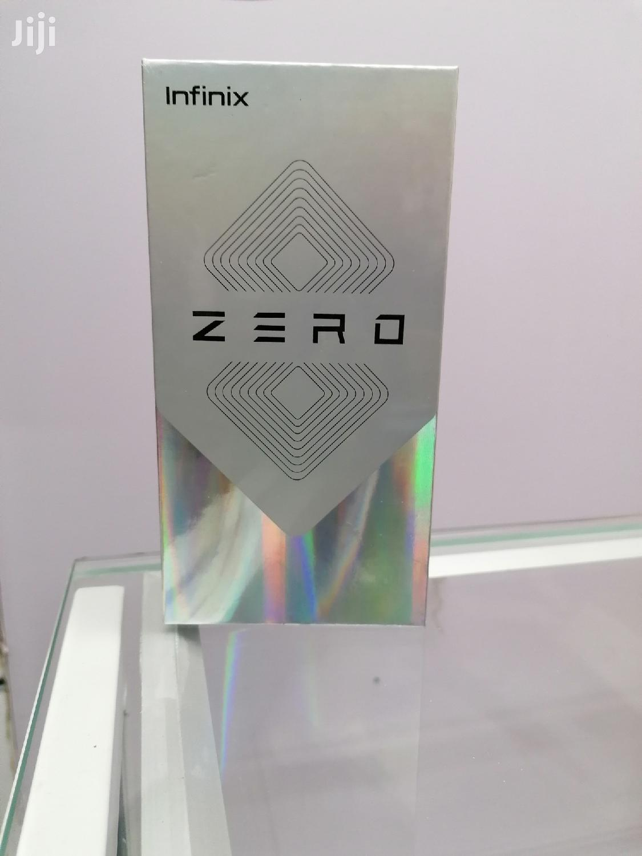 New Infinix Zero 8 128 GB Silver