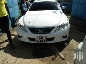 Toyota Mark X 2011 White | Cars for sale in Mombasa, Tudor