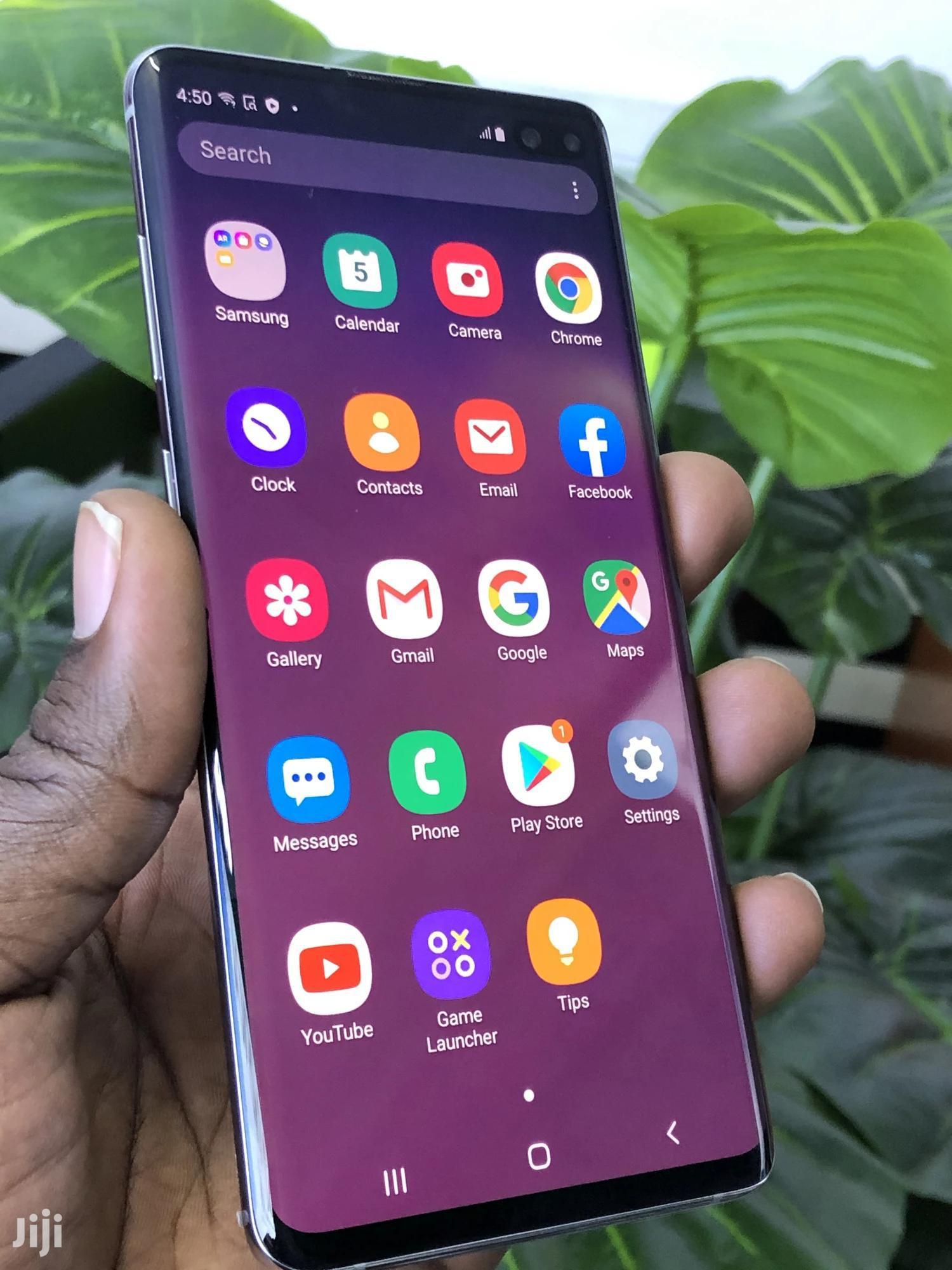 Samsung Galaxy S10 Plus 128 GB Blue
