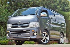Toyota HiAce 2013 Gray | Buses & Microbuses for sale in Nyali, Ziwa la Ngombe