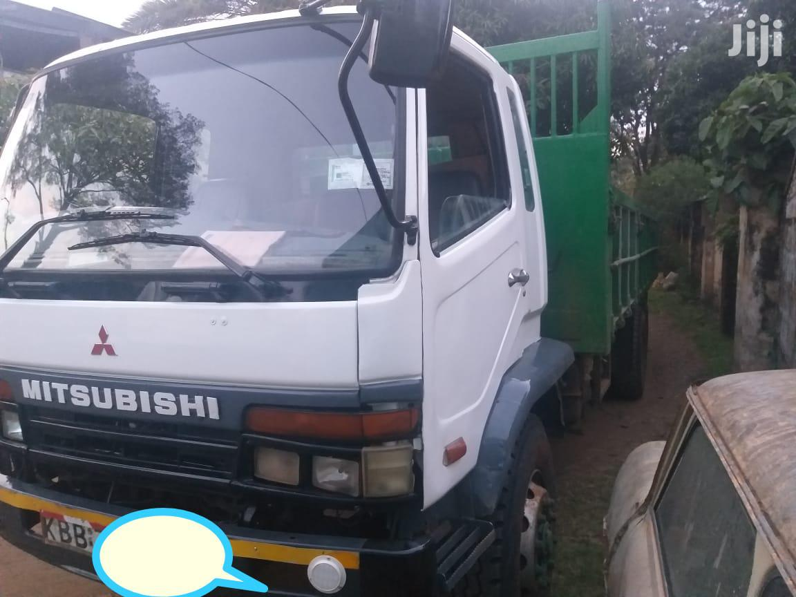 Archive: FUSO New Shape Ready For Sale In Good Condition