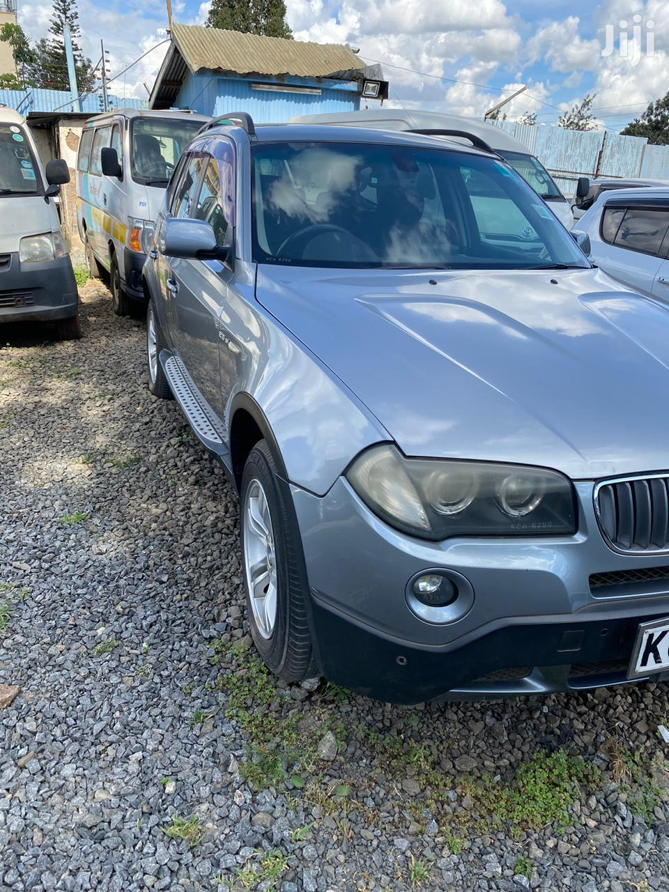 BMW X3 2007 2.5si Exclusive Gray