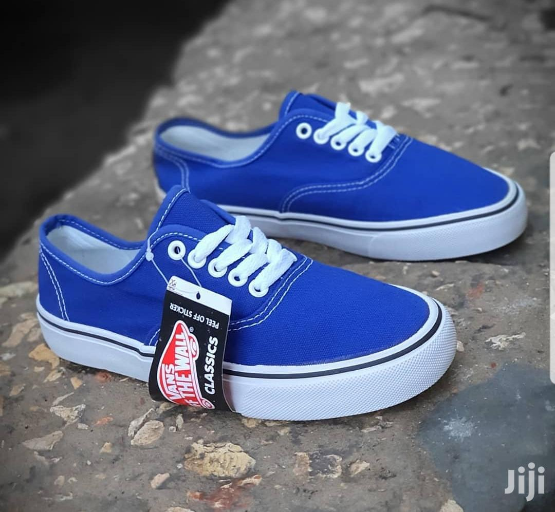 Archive: Vans Rubber Shoes