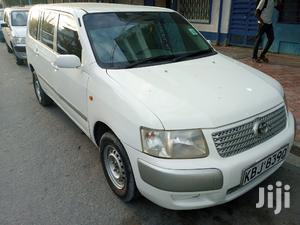 Toyota Succeed 2005 White   Cars for sale in Mvita, Majengo
