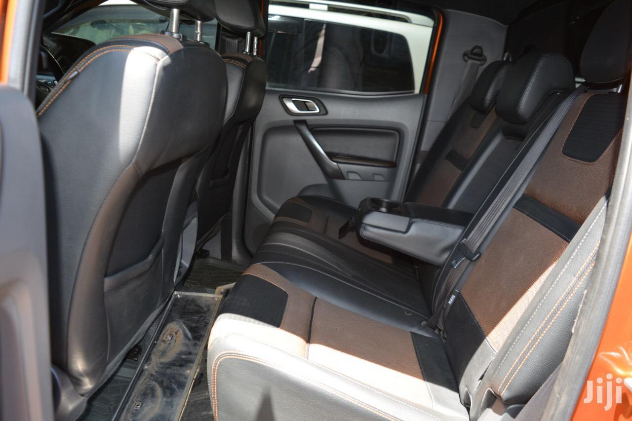 Ford Ranger Single Cab 2015 Orange | Cars for sale in Nairobi Central, Nairobi, Kenya