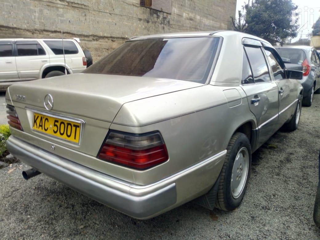 Mercedes-Benz E230 1993 Gold   Cars for sale in Parklands/Highridge, Nairobi, Kenya