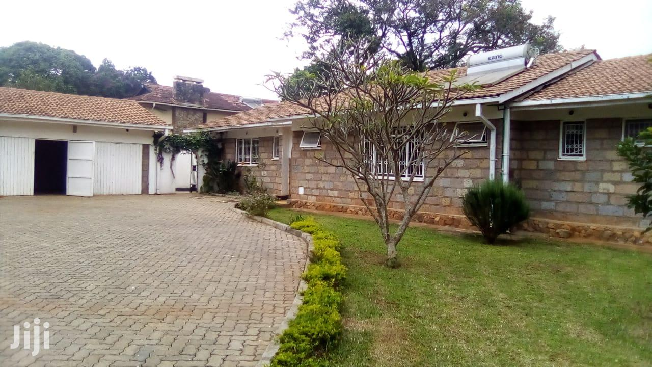 Runda 4br Bungalow To Let | Houses & Apartments For Rent for sale in Runda, Nairobi, Kenya