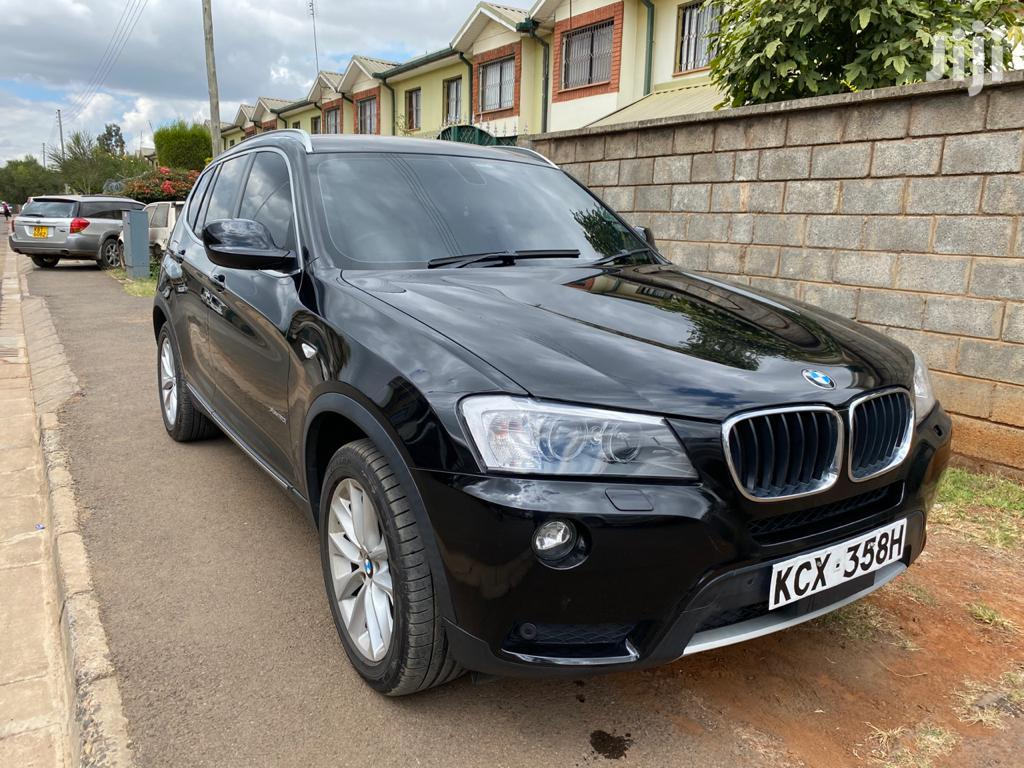 Bmw X3 2012 Black In Embakasi Cars Martin Musili Jiji Co Ke For Sale In Embakasi Buy Cars From Martin Musili On Jiji Co Ke