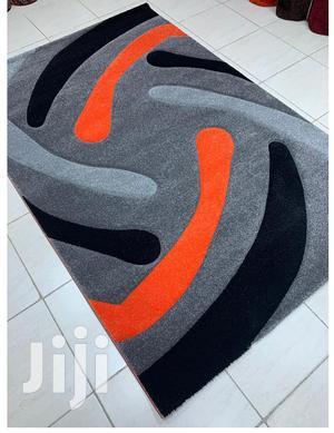 Turkish Soft Carpet Orange Black And Grey   Home Accessories for sale in Nairobi, Nairobi Central