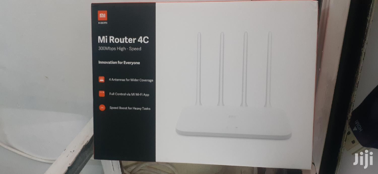 Mi Router 4c 300mbps Innovation For Everyone