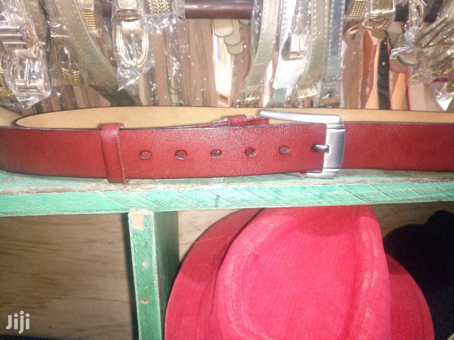 Archive: 100% Leather Belts