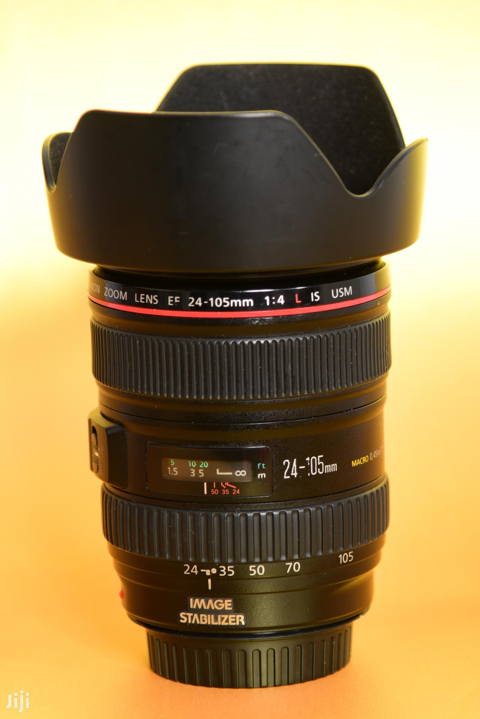 Archive: Canon Ef 24-105mm F/4L IS USM Lens