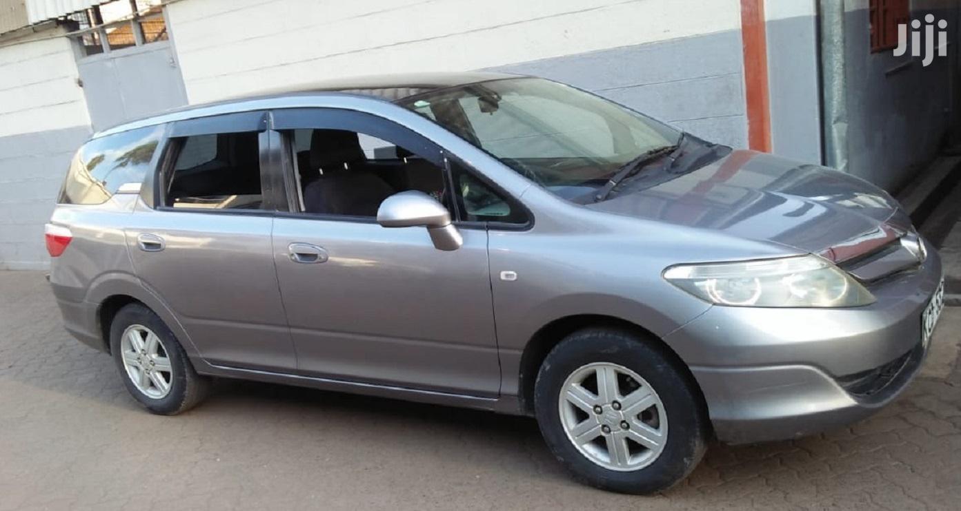 Honda Airwave 2008 Silver