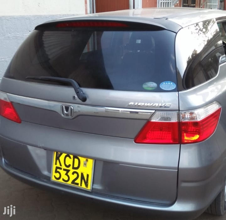 Honda Airwave 2008 Silver   Cars for sale in Nairobi Central, Nairobi, Kenya