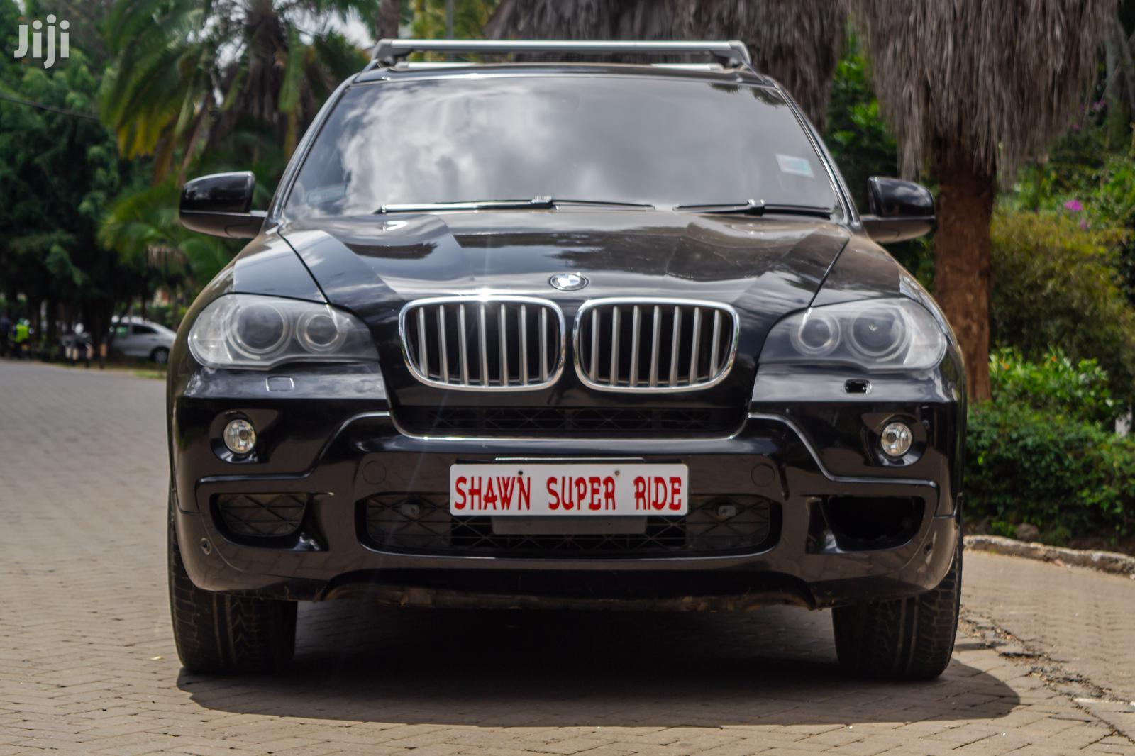 BMW X5 2008 Black
