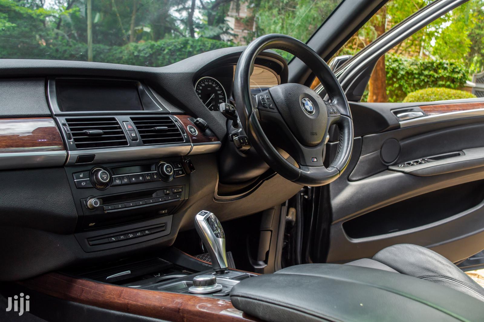 BMW X5 2008 Black | Cars for sale in Riruta Satellite, Nairobi, Kenya