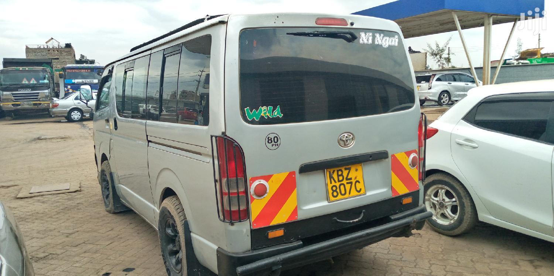 Quick Sale Toyota Hiace 7l Petrol | Buses & Microbuses for sale in Roysambu, Nairobi, Kenya